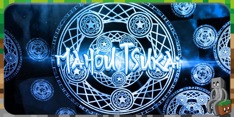 Mod : Mahou Tsukai [1.12.2 - 1.16.1]