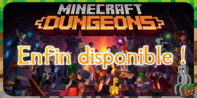 Photo of Minecraft Dungeons est disponible !
