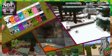 Photo of [Resource Pack] NBTpack [1.15]
