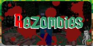 Photo of [Mod] ReZombies [1.12.2]