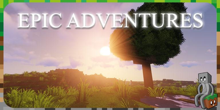Resource Pack : Epic Adventures [1.16]