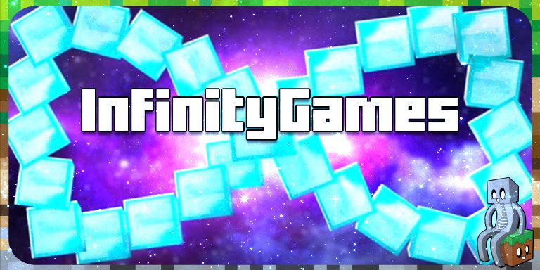 Map : InfinityGames [1.15.2]