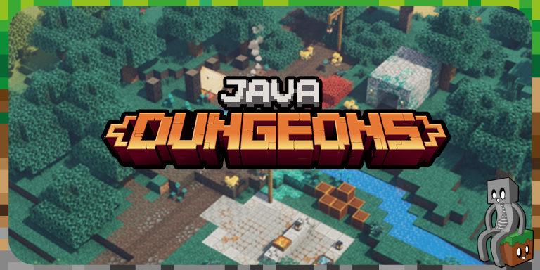 Mod : JavaDungeons [1.15.2 - 1.16]