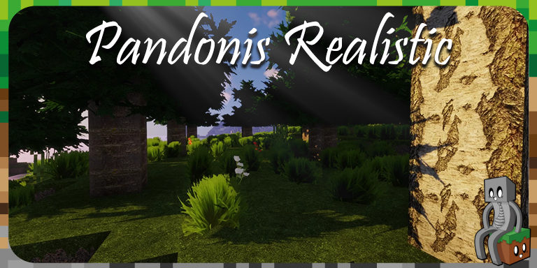 Resource Pack : Pandonis Realistics [1.14]