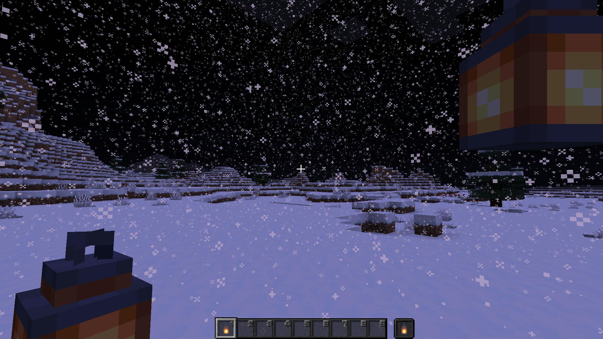 NBTpack - L'effet de neige