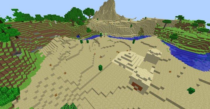 Classify village désert