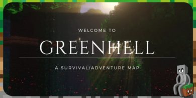 Photo of [Map] GreenHell [1.15.2]