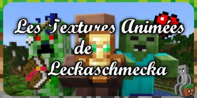Photo of [Resource Pack] Les Textures Animées de Leckaschmecka [1.14 – 1.15.2]