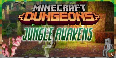 Photo of Sortie du premier DLC de Minecraft Dungeons le 1er juillet !