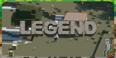 Photo of [Resource Pack] Legend [1.15 – 1.16]