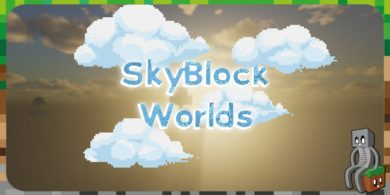 Photo of [Map] SkyBlock : Worlds [1.15.2]