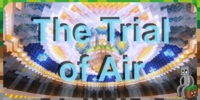 Photo of [Map] The Trial of Air [1.12.2]
