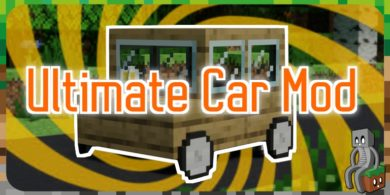 Photo of [Mod] Ultimate Car Mod [1.12.2 – 1.16.3]
