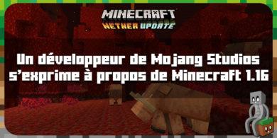 Photo of Quelques informations à propos de la mise à jour 1.16 de Minecraft