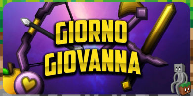 Photo of [Resource Pack] Giorno Giovanna PVP [1.7 – 1.15]