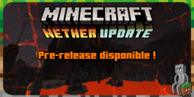 Photo of Minecraft 1.16 : Pre-release n°8 disponible !