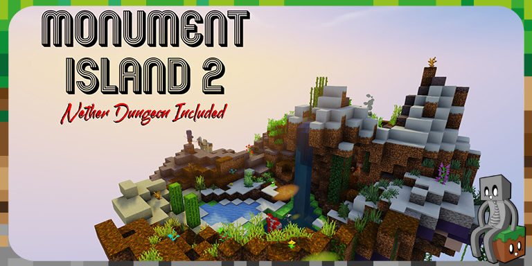 Map : Monument Island 2 [1.15.2]