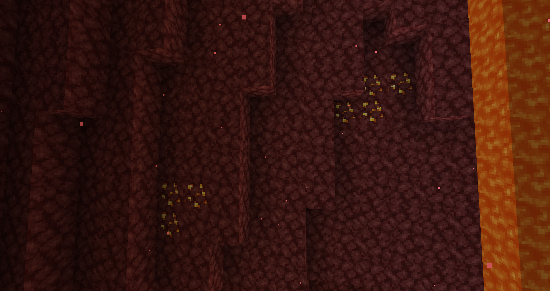 Minerai d'or du Nether 1.16