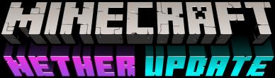 Logo de la Nether Update