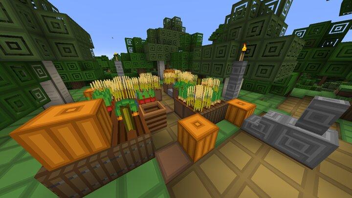 Mice Blocks - Champs