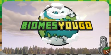 Mod : Oh The Biomes You'll Go