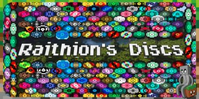 Photo of [Mod] Raithion's Discs [1.12.2]