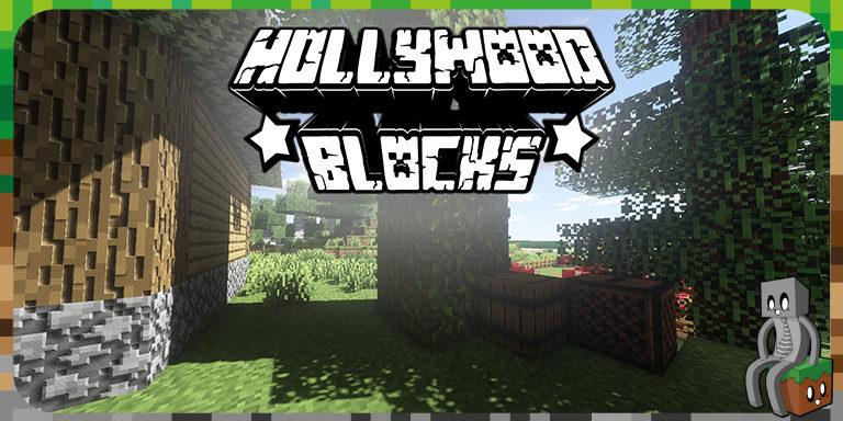 Resource Pack : Hollywood Blocks