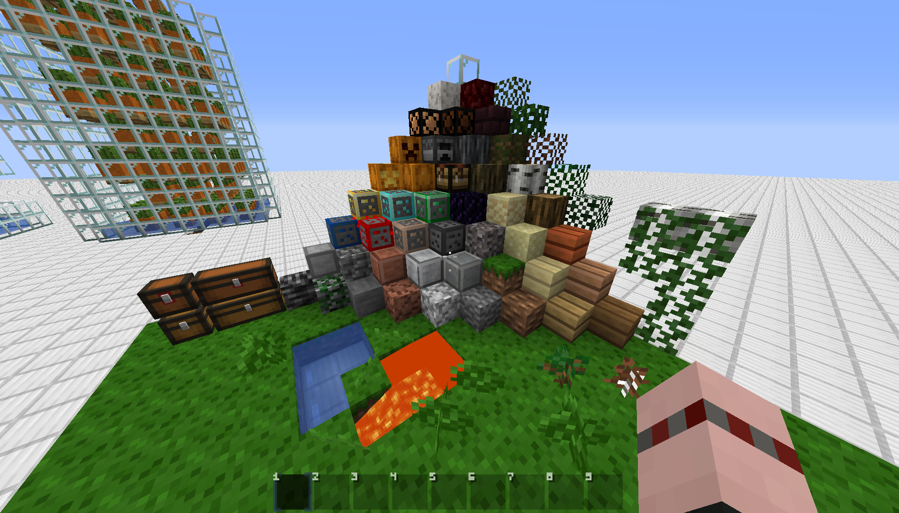 L'apparence des blocs avec Bytecraft