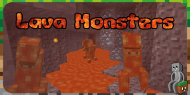 Photo of [Mod] Lava Monsters [1.14.4 – 1.16.1]