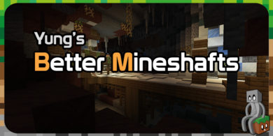 Photo of [Mod] Yung's Better Mineshafts [1.12.2 – 1.16.3]