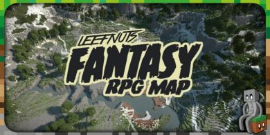 Photo of [Map] Leefnuts Fantasy RPG [1.14+]