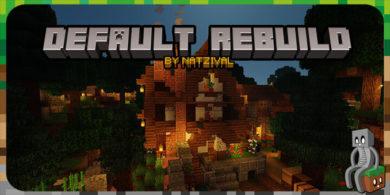 Photo of [Resource Pack] Natzival's Default Rebuild [1.16]