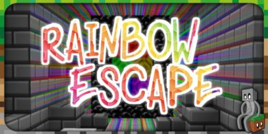Photo of [Map] Rainbow Escape [1.16.1]