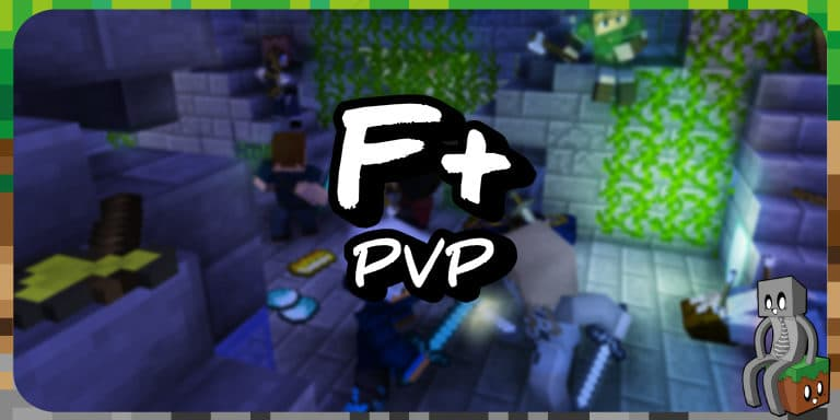 Resource Pack : F+ PVP