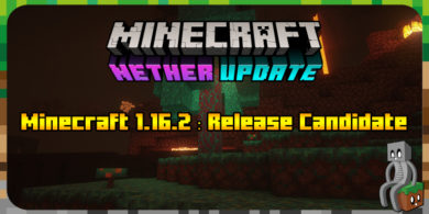 Photo of Minecraft 1.16.2 : Release Candidate n°2