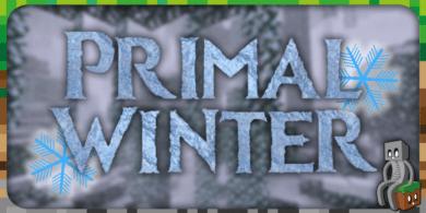 Photo of [Mod] Primal Winter [1.15.2 – 1.16.3]