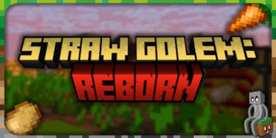 Photo of [Mod] Straw Golem Reborn [1.14.4 – 1.16.2]