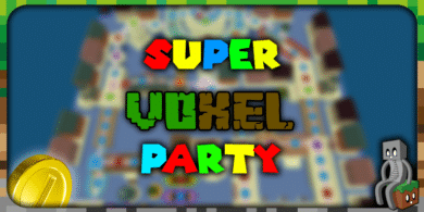 Map : Super Voxel Party