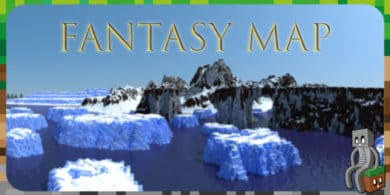 Photo of [Map] Fantasy Map [1.14.4 – 1.16.2]
