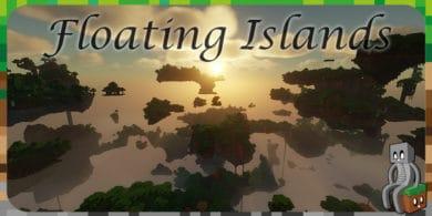 Photo of [Datapack] Floating Islands [1.16+]