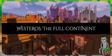 Photo of [Map] Westeros : The Complete Continent [1.15]