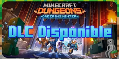 "Photo of Sortie du DLC ""Creeping Winter"" de Minecraft Dungeons"