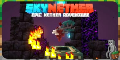 Photo of [Map] SkyNether [1.16]