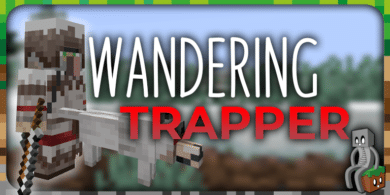 Photo of [Mod] Wandering Trapper [1.14.4 – 1.16.2]