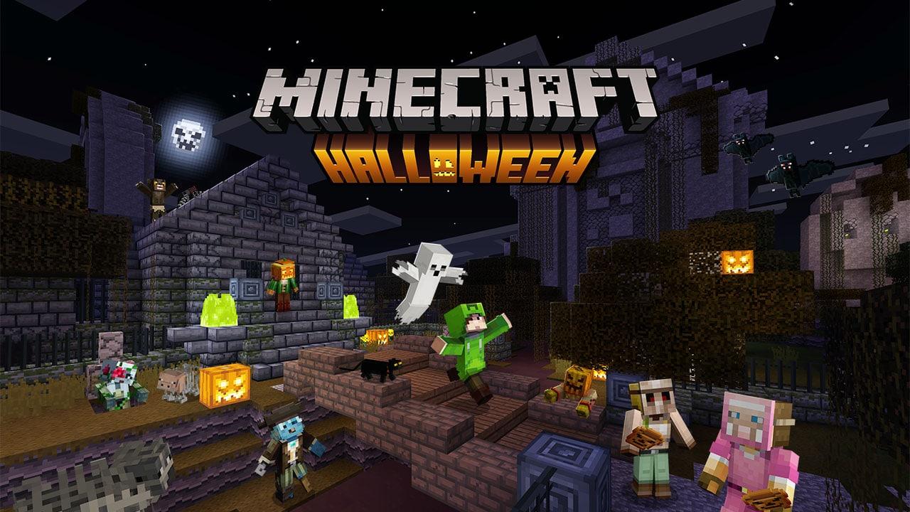 MarketPlace Halloween Minecraft