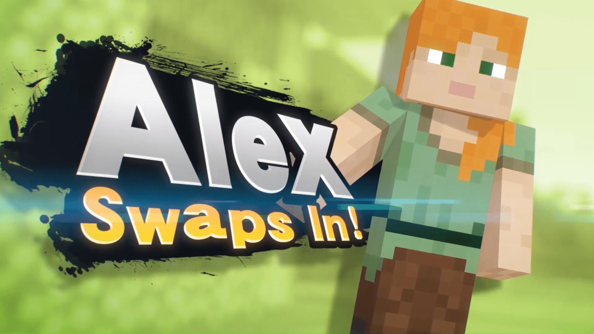 Alex Super Smash Bros Ultimate