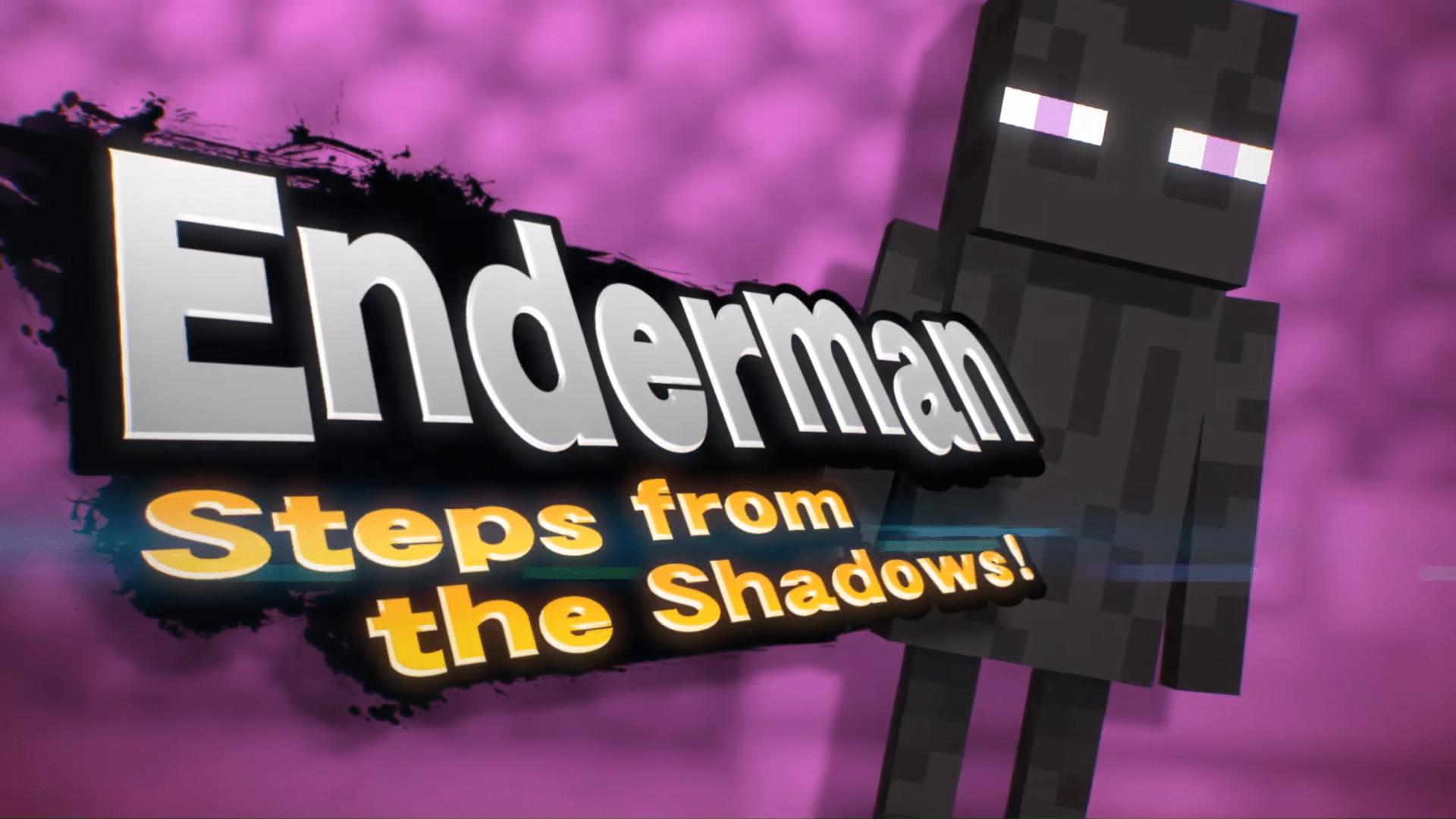 Enderman Super Smash Bros Ultimate