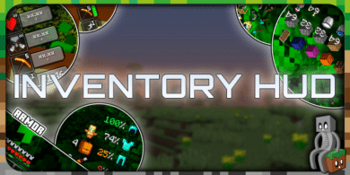 Photo of [Mod] Inventory HUD+ [1.14.4 – 1.16.3]