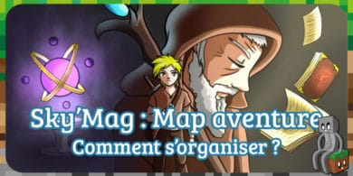 Photo of Sky'Mag – Tuto Map Aventure #0 : Comment organiser la réflexion?