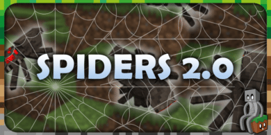 Photo of [Mod] Spiders 2.0 [1.12.2 – 1.16.3]